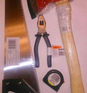 Новый набор инструментов