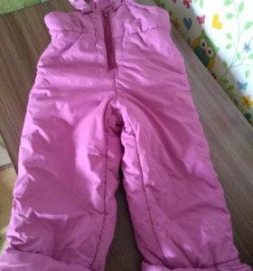 Продам костюм для девочки еврозима