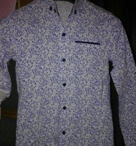 Рубашка подростка