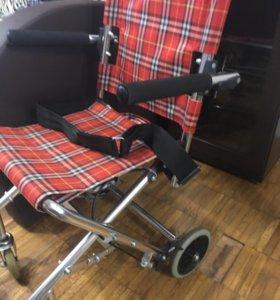 Кресло коляска инвалидная Medica Titan LY-800-858