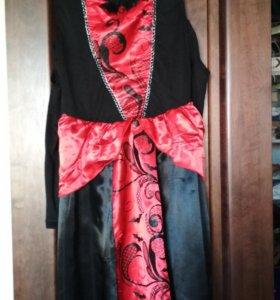 Новогодний костюм. Вампира. Дракула.