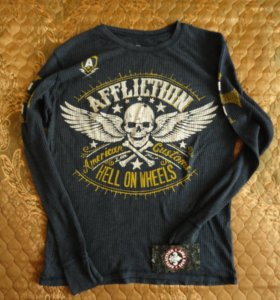 AFFLICTION AMERICAN FIGHTER