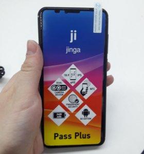 Смартфон Jinga Pass plus