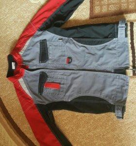 Куртка Техноавиа (почти новая)