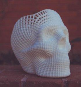 Профессиональная 3D-печать и 3D моделирование