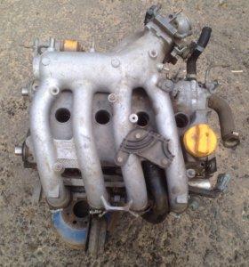 Двигатель 1.5 16 кл. 124