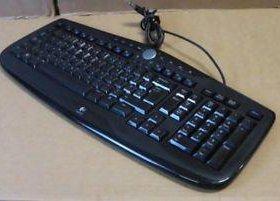 клавиатура Logitech USB