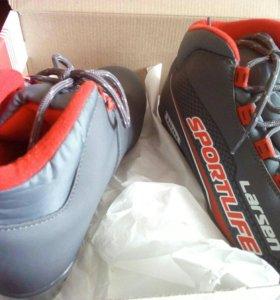 Лыжные ботинки Larsen