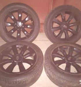 Комплект оригинальных колёс