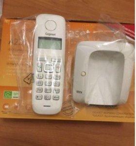 Телефон с базой Gigaset A220