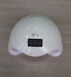 Новая Лампа SUN 5 UV+LED 48BT