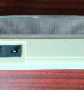 Светильник из 90 на аккумуляторе. Дневные лампы
