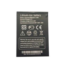 THL W200 Аккумуляторная батарея