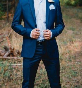 Костюм свадебный размер 48-50