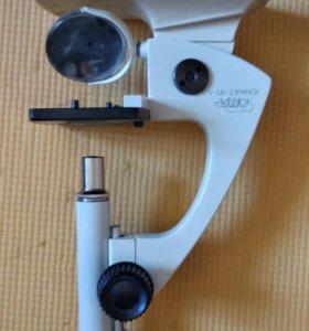Микроскоп юннат 1п-1