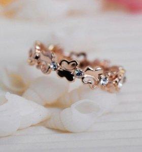 Кольцо бабочки 🦋🦋🦋