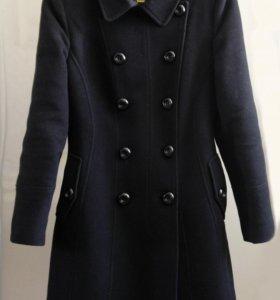 Новое зимнее пальто (шерсть)
