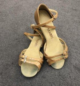 Туфли для бальных танцев Б/У