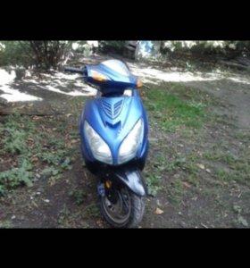 скутер 100сс