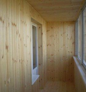 плотник. обшивка вагонкой балконы бани.кровля.