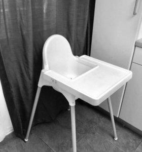 Детский стул икеа
