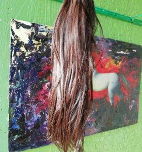 Волосы для наращивание, хорошего качества