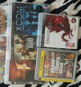 Игры на консоль PS3