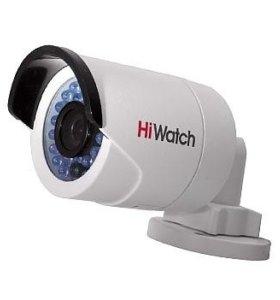 Видеонаблюдение HiWatch T 100 (уличная)