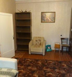 Квартира, 1 комната, 38.5 м²