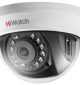 Видеонаблюдение HiWatch для дома и бизнеса