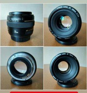 Canon 50/1,4