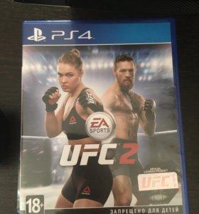 Игра для PlayStation 4 ufc2