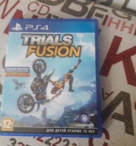 Игра trials fusion для PS4