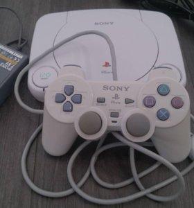 Игровая приставка SonyPS one