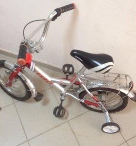 """Продаю детский велосипед """"скаут"""""""