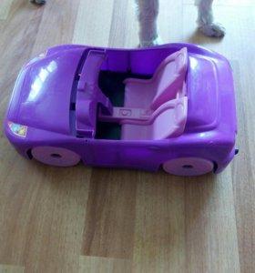 Машина для кукол барби и монстер хай