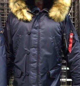 Куртка парка аляска N-3B Alpha Industries новая.Си