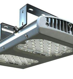 Светодиодный светильник LSI-80-8000-120-IP65.