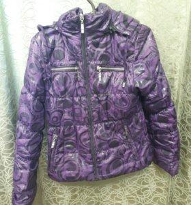 Демисезонное куртка