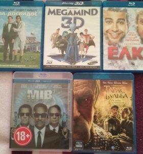 Фильмы на blu-ray disc