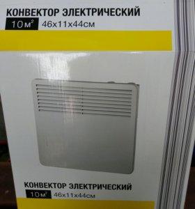 Новый конвектор электрический
