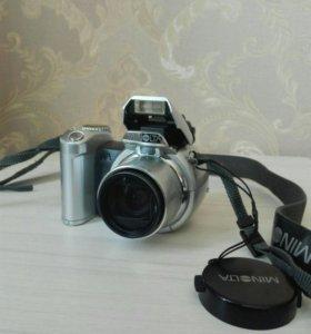 Цифровой фотоаппарат Konica Minolta Dimage Z1
