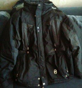 Куртка подростковая зима
