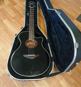 Гитара Yamaha APX 700ii + кейс Gator
