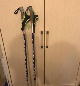 Лыжные палки 145 см