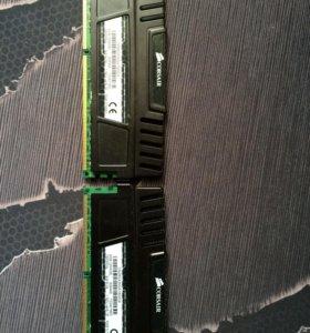 Продам оперативную память 8 гигов ddr3