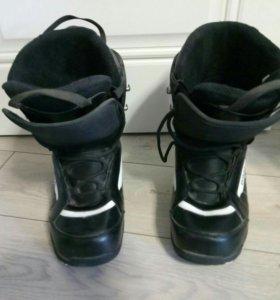 Комплект (борд,крепы,ботинки)