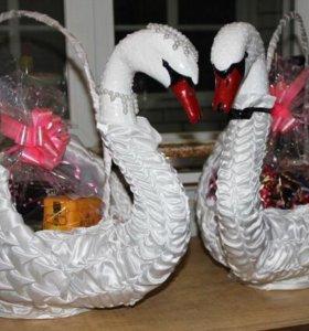 Свадебные корзины