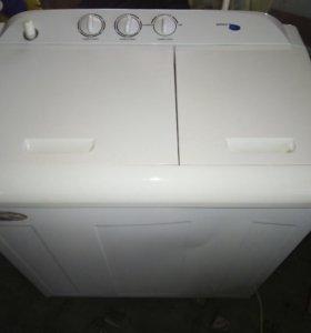 Продам стиральную машинку(полуавтомат)