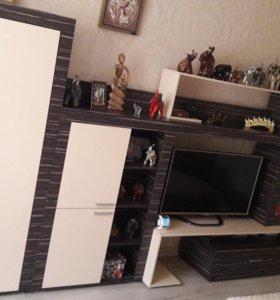 Мебель горка+шкаф